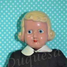 Muñecas Celuloide: MUÑECA DE CELULOIDE, MARCADA ICSA, 50´S. Lote 83142592