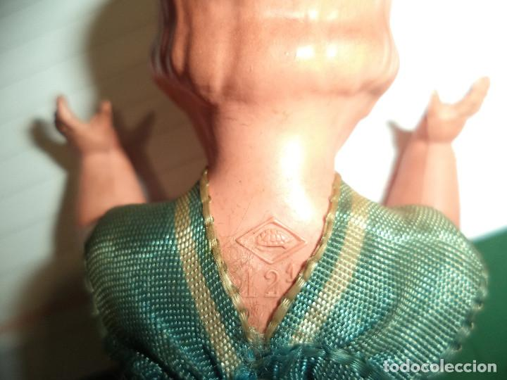 Muñecas Celuloide: MUÑECA DE CELULOIDE . MARCA TORTUGA 12.50 CMS - Foto 4 - 83496144