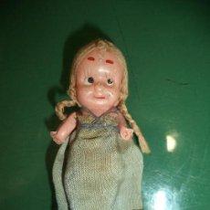Muñecas Celuloide: MUÑECA DE CELULOIDE 8 CMS. MADE IN JAPAN. Lote 84016592