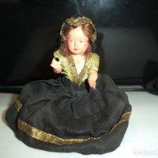 Muñecas Celuloide: MUÑEQUITA DE CELULOIDE FRANCESA 9 CMS. Lote 84345508