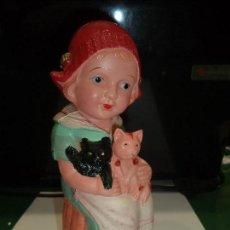 Muñecas Celuloide: MUÑECA DE CELULOIDE MADE IN JAPAN 18 CMS. Lote 84351960