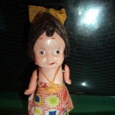 Muñecas Celuloide: MUÑECA DE CELULOIDE MADE IN JAPAN 8 CMS. Lote 84619872