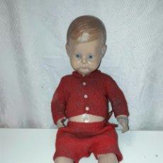 Muñecas Celuloide: ANTIGUO MUÑECO ALEMÁN DE CELULOIDE AÑOS 30 APROX. Lote 88761467