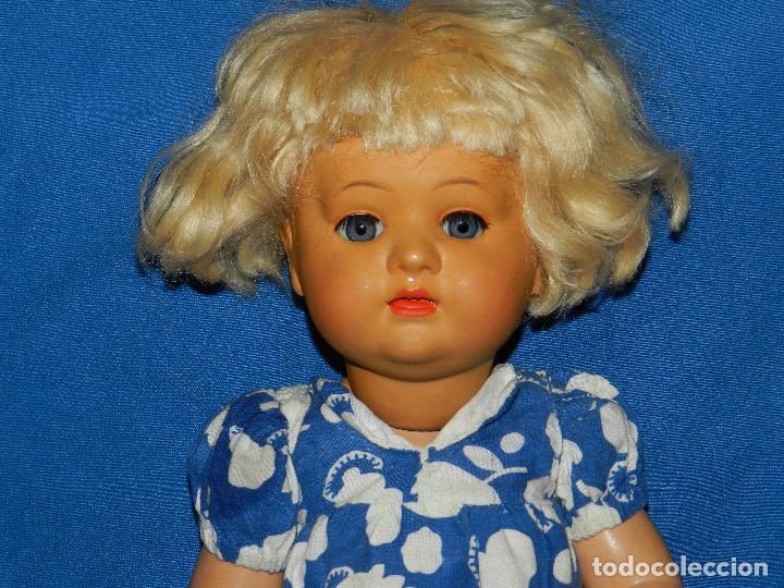 Muñecas Celuloide: (M) MUÑECA MARCA BRUNO SCHMIDT SCHUTZ MARKE S/36 , GERMANY , MUÑECA CON CAJA - Foto 3 - 90520710