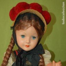 Muñecas Celuloide: MUÑECA ALEMANA DE CELULOIDE O SIMILAR. Lote 97502091