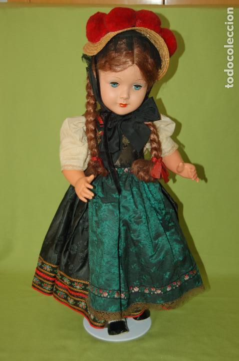 Muñecas Celuloide: muñeca alemana de celuloide o similar - Foto 3 - 97502091