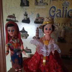 Muñecas Celuloide: MUÑECAS DE PANAMÁ . Lote 98403555