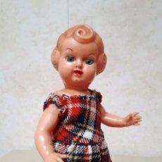 Muñecas Celuloide: PEQUEÑA MUÑECA DE CELULOIDE SIN MARCA. Lote 102539163