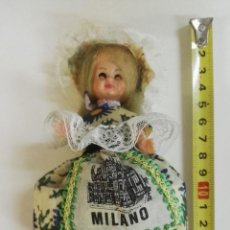 Muñecas Celuloide: MUÑECA CELULOIDE DE MILANO. MILÁN. Lote 104068631