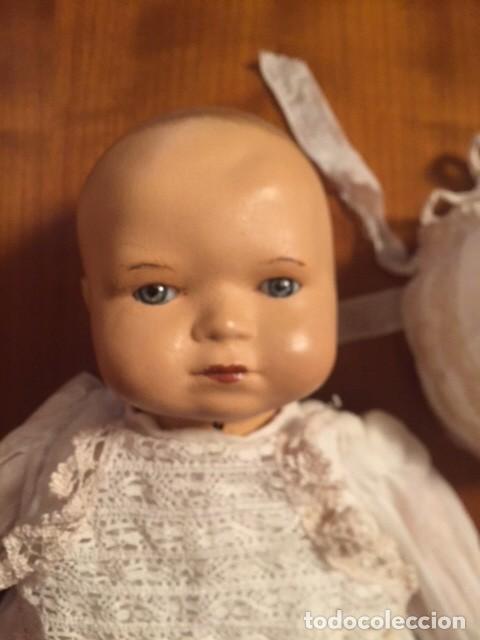 Muñecas Celuloide: Precioso bebe marcado tortuga (SCHILDKROT) principios siglo - Foto 5 - 105411483
