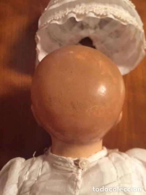 Muñecas Celuloide: Precioso bebe marcado tortuga (SCHILDKROT) principios siglo - Foto 7 - 105411483