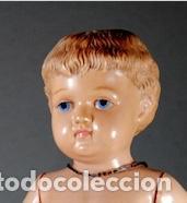 Muñecas Celuloide: MUÑECO CELULOIDE STEIFBEINPUPPEN-TORTUGA - Foto 2 - 106538095