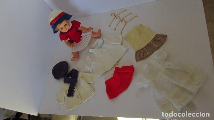 Muñecas Celuloide: MUÑECA ALEMANA marcada en nuca K & W DE CELULOIDE - Foto 2 - 107943359