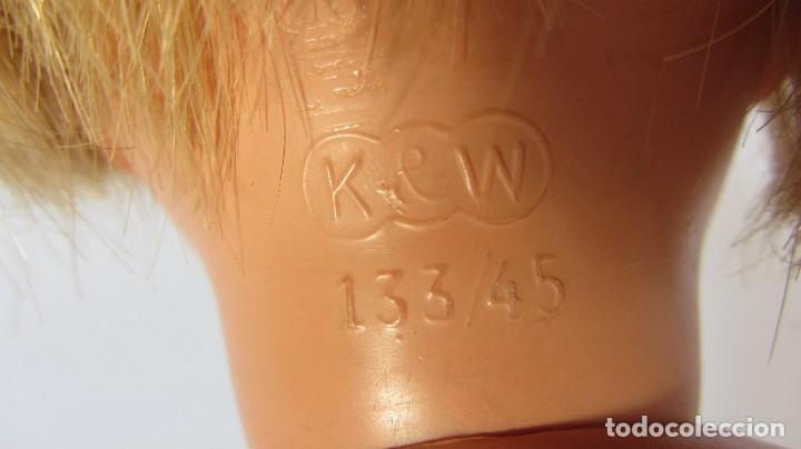 Muñecas Celuloide: MUÑECA ALEMANA marcada en nuca K & W DE CELULOIDE - Foto 6 - 107943359