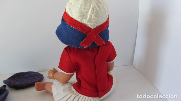Muñecas Celuloide: MUÑECA ALEMANA marcada en nuca K & W DE CELULOIDE - Foto 16 - 107943359