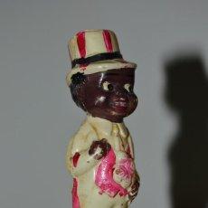Muñecas Celuloide: ANTIGUO MUÑEQUITO EN CELULOIDE, 87 MM, JAPÓN, AÑOS 40, MARCADO EN LA ESPALDA.. Lote 108079955