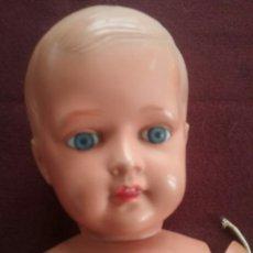 Muñecas Celuloide: ¡IDEAL! AHORA REBAJADO.MUÑECO ALEMÁN DE CELULOIDE AÑOS 30, MARCA DRP 42/40. Lote 108711888