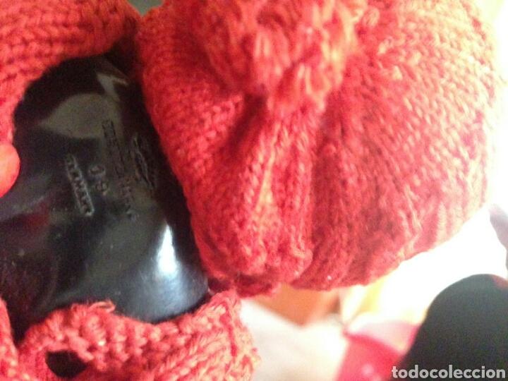 Muñecas Celuloide: Muñeco Celuloide Negro. Marca la Tortuga - Foto 5 - 111476564
