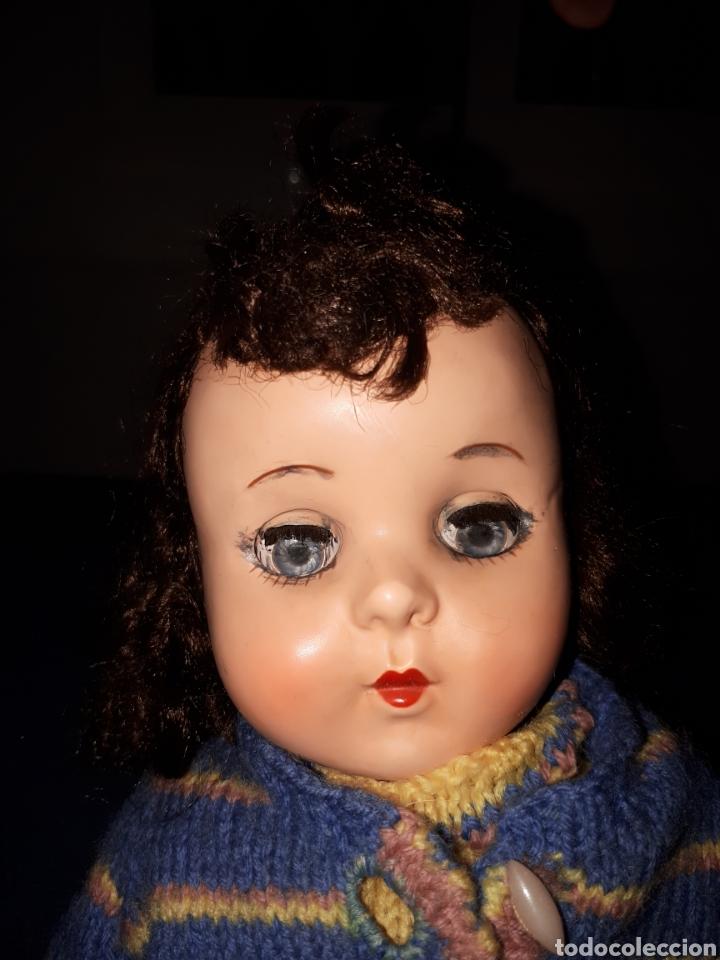 Muñecas Celuloide: Preciosa muñeca en celuloide ROSEBUD MADE IN ENGLAND de los años 50 - Foto 2 - 114642672