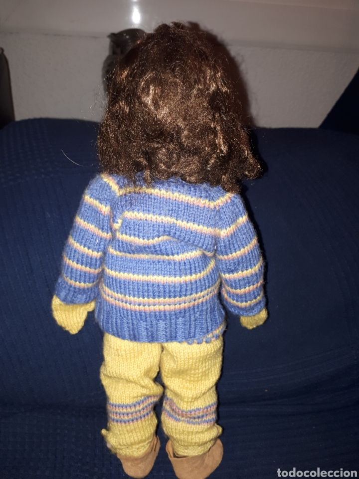 Muñecas Celuloide: Preciosa muñeca en celuloide ROSEBUD MADE IN ENGLAND de los años 50 - Foto 3 - 114642672