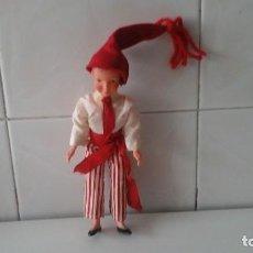 Muñecas Celuloide: MUÑECO DE CELULOIDE ANTIGUOA.PUEDE SER FRANCES.. Lote 117430791
