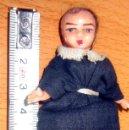 Muñecas Celuloide: MUÑECA 8 CM ANTIGUA CELULOIDE CON VESTIDO ORIGINAL. Lote 117627551