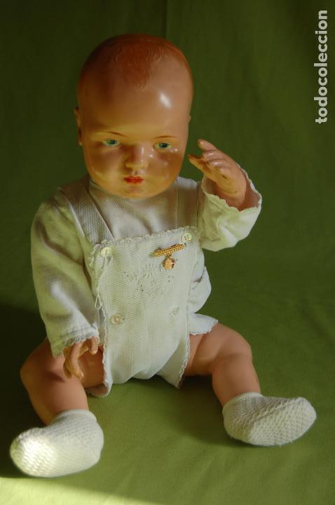 Muñecas Celuloide: bebé de celuloide francés petit collín - Foto 2 - 119249895