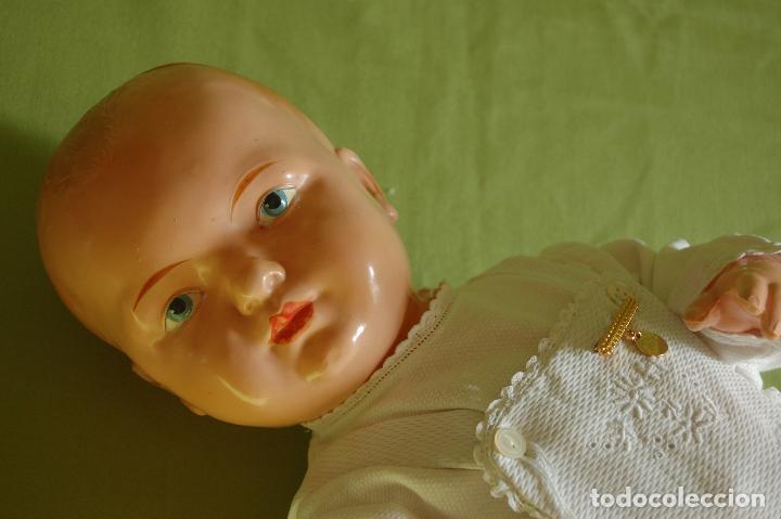Muñecas Celuloide: bebé de celuloide francés petit collín - Foto 3 - 119249895