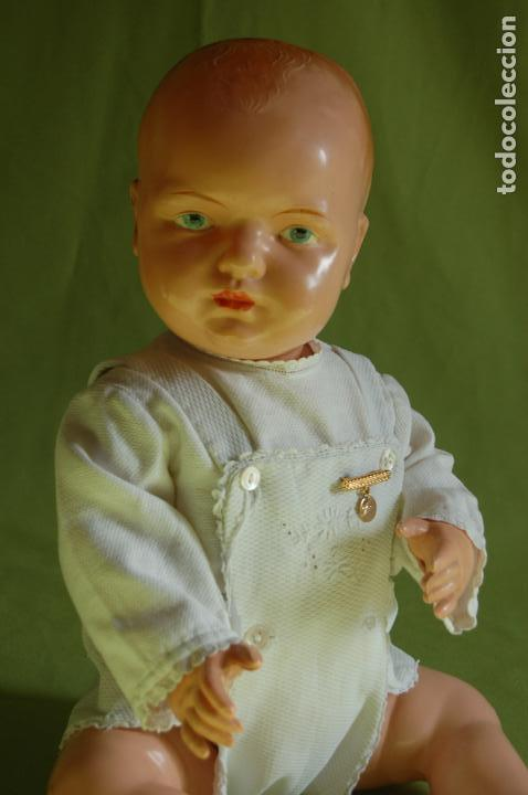Muñecas Celuloide: bebé de celuloide francés petit collín - Foto 4 - 119249895