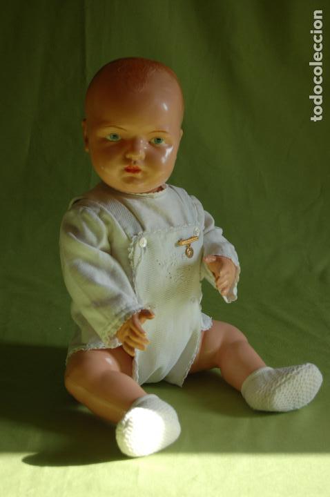 Muñecas Celuloide: bebé de celuloide francés petit collín - Foto 12 - 119249895
