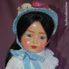 Bonecas Celuloide: MUÑECA ALEMANA TORTUGA. Lote 121982999