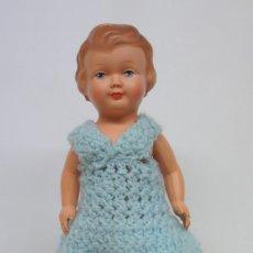 Bonecas Celuloide: MUÑECA DE CELULOIDE MARCA CELBA ,MIDE UNOS 23 CM.. Lote 136828642