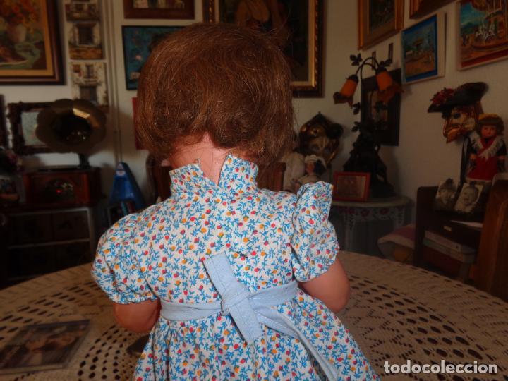 Muñecas Celuloide: BONITA MERCEDITAS DE ICSA, EL VESTIDO NO ES SUYO, TIENE DOS AGUJEROS, UNO EN CADA PIERNA - Foto 5 - 141313906