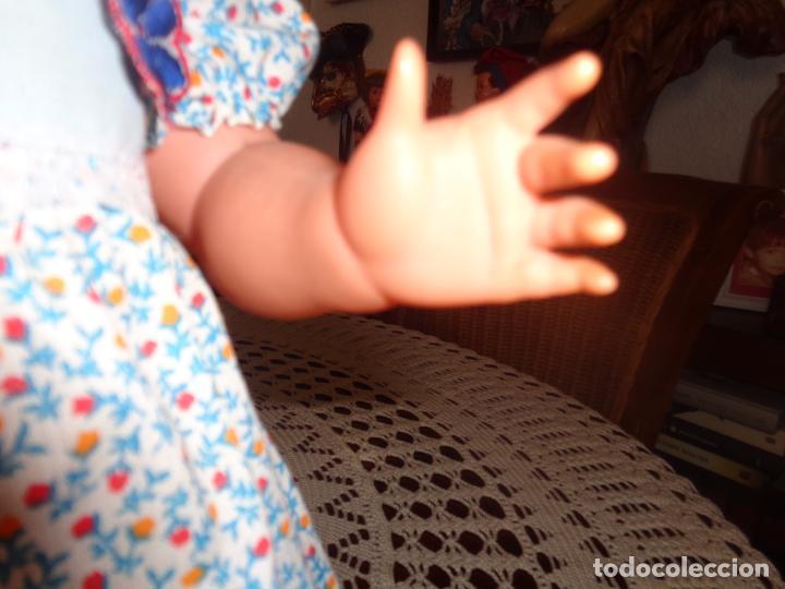 Muñecas Celuloide: BONITA MERCEDITAS DE ICSA, EL VESTIDO NO ES SUYO, TIENE DOS AGUJEROS, UNO EN CADA PIERNA - Foto 6 - 141313906
