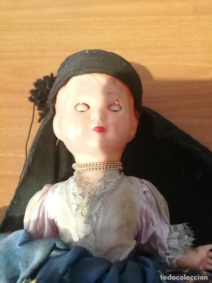 Muñecas Celuloide: ANTIGUA MUÑECA DE PASTA Y CELULOIDE, CON SU ROPA - Foto 7 - 141509346