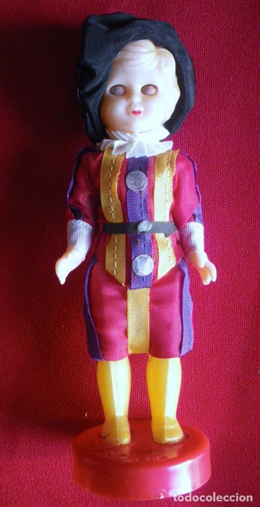 Muñecas Celuloide: Muñeco de celuloide.ojos durmientes - Foto 3 - 147757226