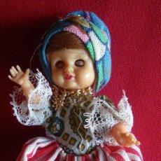 Muñecas Celuloide: MUÑECA DE CELULOIDE.OJOS DURMIENTES. Lote 147757550