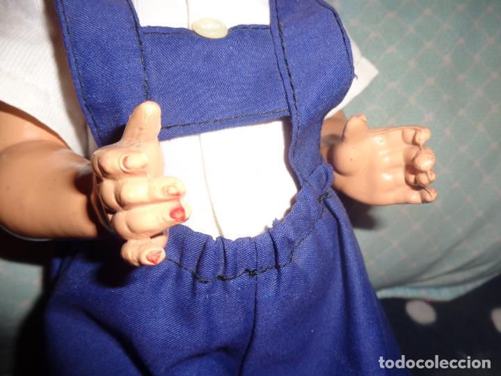 Muñecas Celuloide: PRECIOSO MUCHACHITO MARCADO TREBOL, TODO DE CELULOIDE, MUY BIEN CONSERVADO - Foto 3 - 148020122
