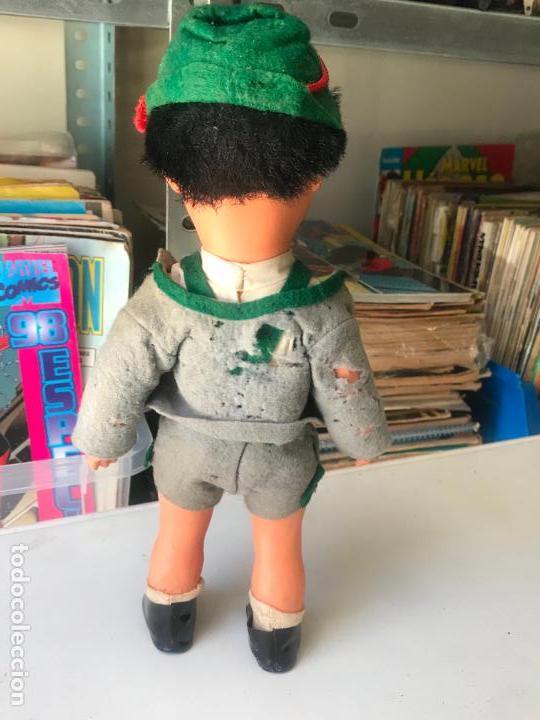 Muñecas Celuloide: precioso muñeco de celuloide aleman 30 cm - Foto 4 - 148476302