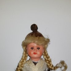 Muñecas Celuloide: MUÑECA VINTAGE DE CELULOIDE JUKO ÖSTERREICHISCHE AÑOS 60. Lote 148691400