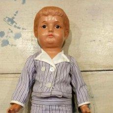 Bonecas Celuloide: MUÑECO DE CELULOIDE SCHILDKROT (TORTUGA) AÑOS 20. Lote 149702102