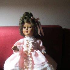Muñecas Celuloide: ANTIGUA MUÑECA ITALIANA, LIALA 45 CM. Lote 150796810