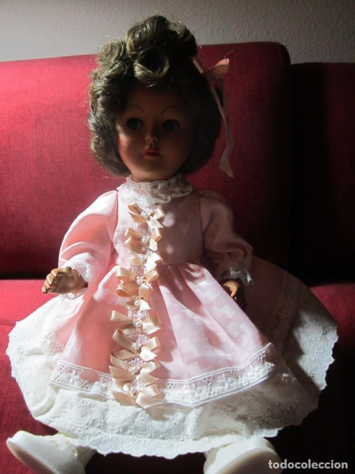 Muñecas Celuloide: ANTIGUA MUÑECA ITALIANA, LIALA 45 CM - Foto 5 - 150796810