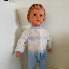 Bonecas Celuloide: MUÑECO O MUÑECA MARCA SCHILDKROT , TORTUGA. ORIGINAL AÑOS 50. GRANDE. MIDE 51 CMS. Lote 152182646