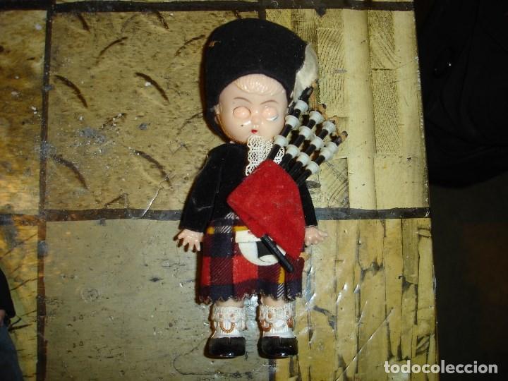 Muñecas Celuloide: muy muy bonito lote de munecas francesas epoca 1940 ver fotos de coleccion - Foto 4 - 155532570