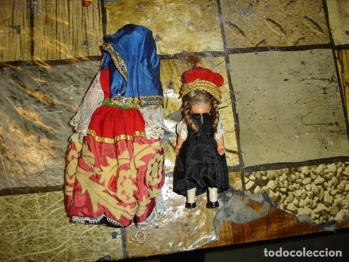 Muñecas Celuloide: muy muy bonito lote de munecas francesas epoca 1940 ver fotos de coleccion - Foto 13 - 155532570
