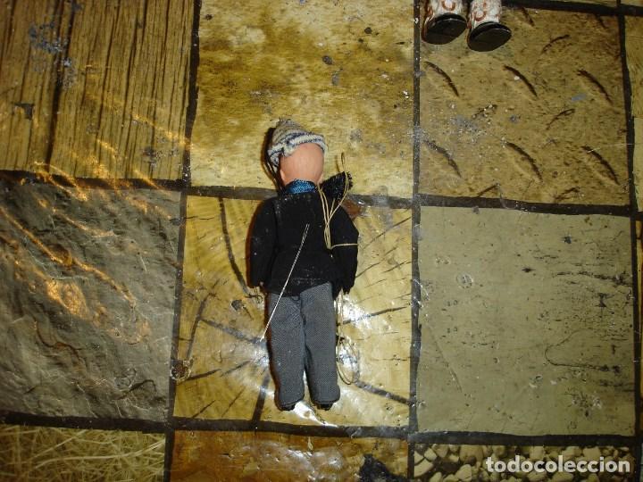 Muñecas Celuloide: muy muy bonito lote de munecas francesas epoca 1940 ver fotos de coleccion - Foto 16 - 155532570