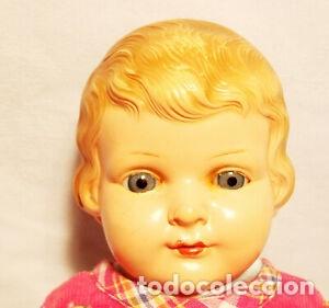 Muñecas Celuloide: Muñeca alemana de celuloide años 1930 - Foto 2 - 155684008