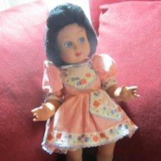 Muñecas Celuloide: ANTIGUA MUÑECA ITALIANA, ATHENA TODA DE ORIGEN. AÑOS 50. Lote 155803318