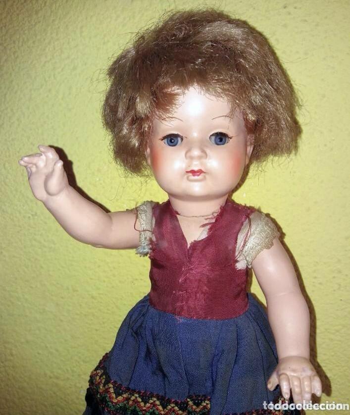Muñecas Celuloide: Antigua muñeca alemana de celuloide. - Foto 3 - 101534255